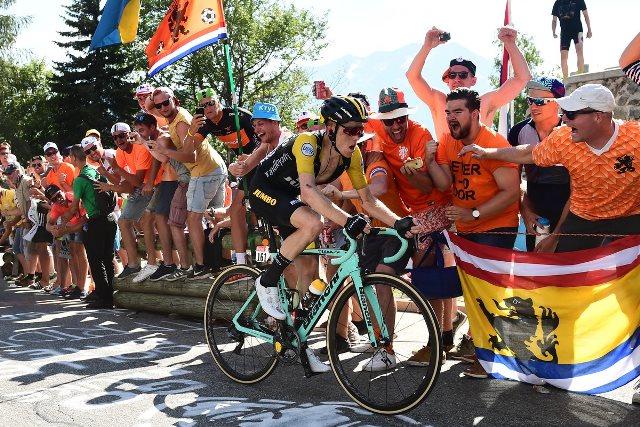 Стевен Крёйсвейк, Примож Роглич и Роберт Гесинк о 12-м этапе Тур де Франс-2018