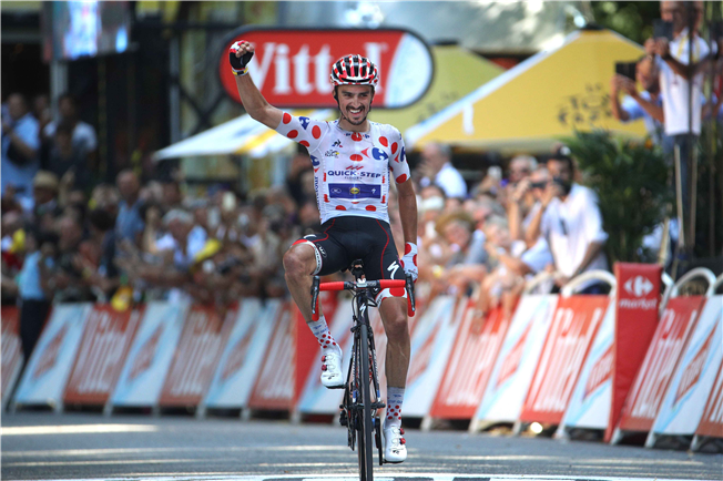 Жулиан Алафилипп – победитель 16 этапа Тур де Франс-2018