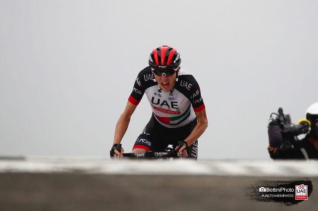 Демар— победитель 18-го этапа «Тур деФранс»