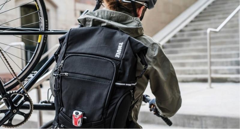 Рюкзак для велосипедиста: на что обращать внимание при выборе