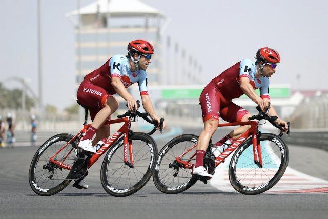 Алекс Даусетт, Рето Холленштайн и Марко Халлер продлили контракты с командой Katusha-Alpecin