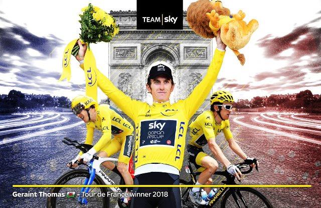 Герант Томас – победитель Тур де Франс-2018