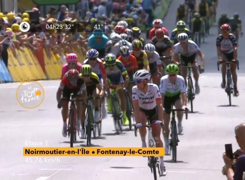 Ричи Порт, Крис Фрум, Герант Томас о 1-м этапе Тур де Франс-2018