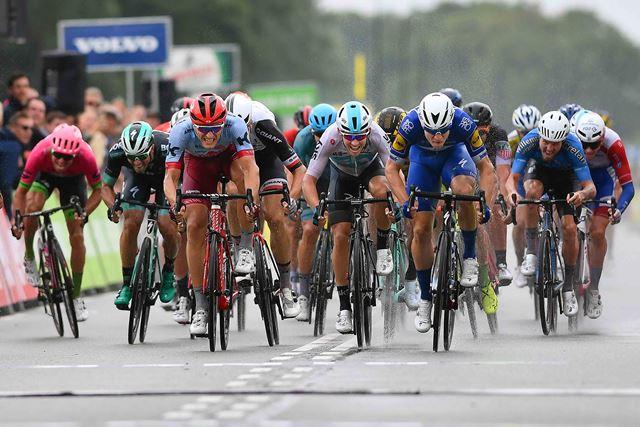 Фабио Якобсен – победитель 1 этапа Binck Bank Tour-2018