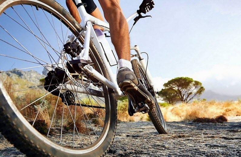 Тренировки для велосипедистов в тренажерном зале