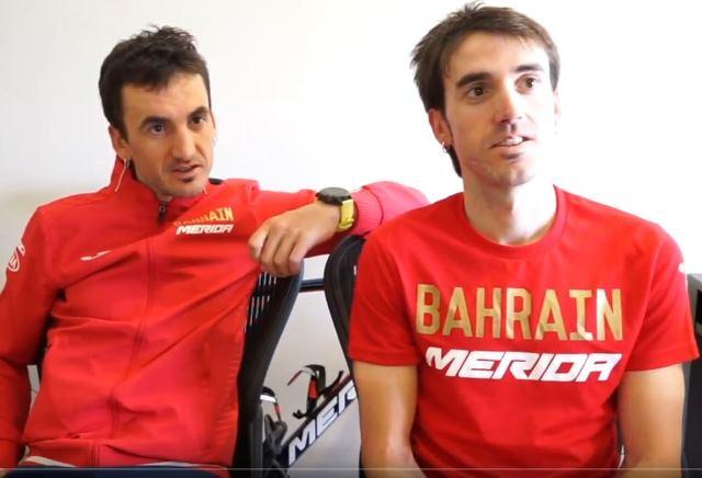 Йон и Горка Исагирре уходят из команды Bahrain-Merida
