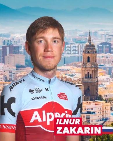 Состав команды Katusha-Alpecin на Вуэльту Испании-2018