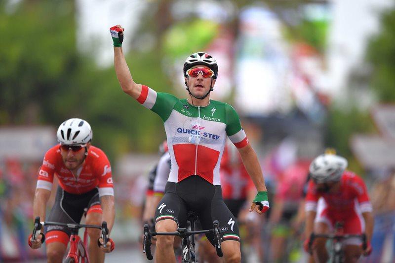 Элиа Вивиани нацелен бороться за победу на Милан-Сан-Ремо-2019