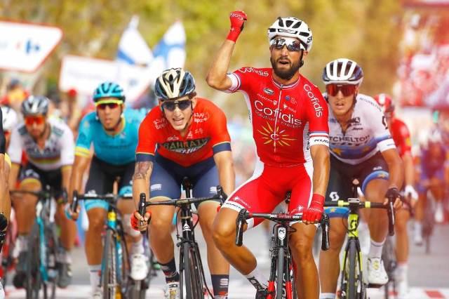 Насэр Буанни – победитель 6 этапа Вуэльты Испании-2018