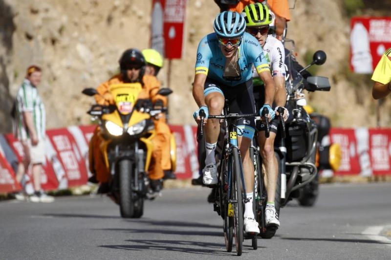 Бен Кинг – победитель 4 этапа Вуэльты Испании-2018