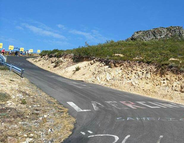 Вуэльта Испании-2018, превью этапов: 13 этап, Кандас, Карреньо - Валле де Саберо. Ла Камперона