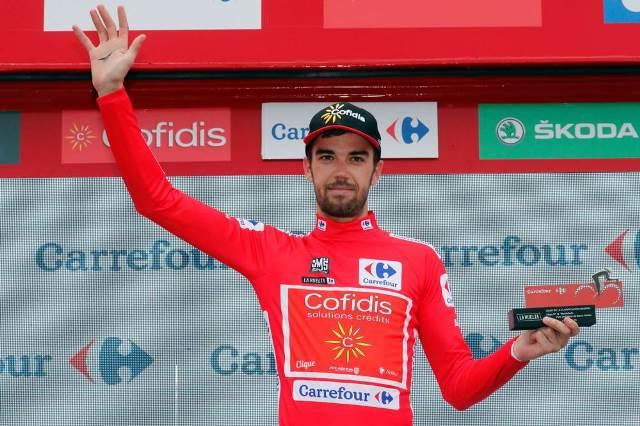 Хесус Эррада - лидер общего зачёта после 12 этапа Вуэльты Испании-2018