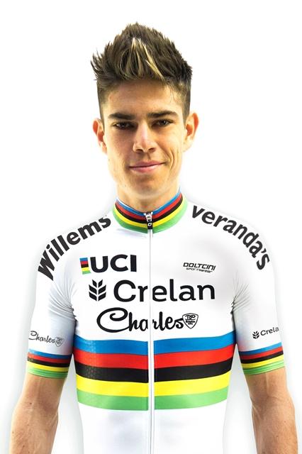 UCI разрешил Вауту ван Арту подписать контракт с командой на 2019 год