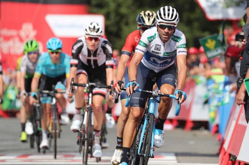Саймон Йейтс, Алехандро Вальверде, Мигель Анхель Лопес об 11-м этапе Вуэльты Испании-2018