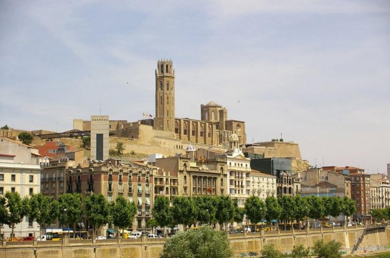Вуэльта Испании-2018, превью этапов: 18 этап, Эхеа-де-лос-Кабальерос - Льейда
