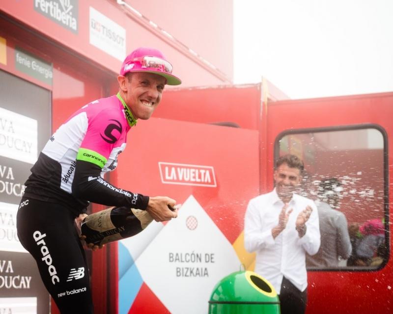 Майкл Вудс – победитель 17 этапа Вуэльты Испании-2018