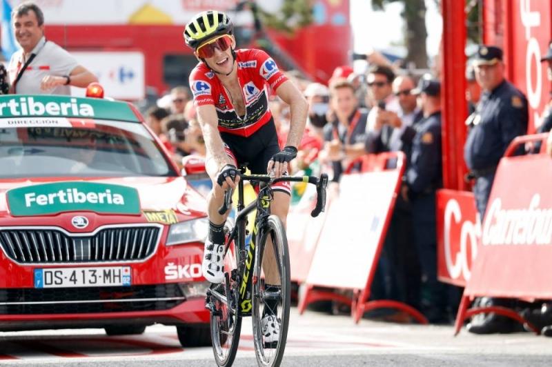 Тибо Пино, Саймон Йейтс, Стевен Крёйсвейк о 19-м этапе Вуэльты Испании-2018