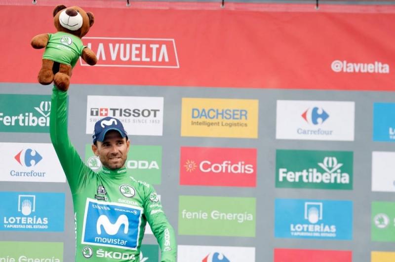 Алехандро Вальверде о 20-м этапе Вуэльты Испании-2018