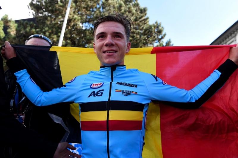 Первый сезон в Мировом Туре Ремко Эвенепул проведёт по облегчённой программе