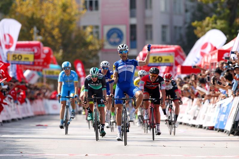 Максимилиано Ричезе – победитель 1 этапа Тура Турции-2018