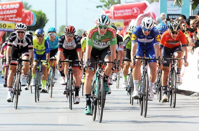Сэм Беннетт – победитель 2 этапа Тура Турции-2018