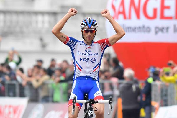 Тибо Пино – победитель классики Милан-Турин-2018