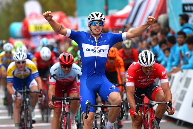 Альваро Ходег – победитель 5 этапа Тура Турции-2018
