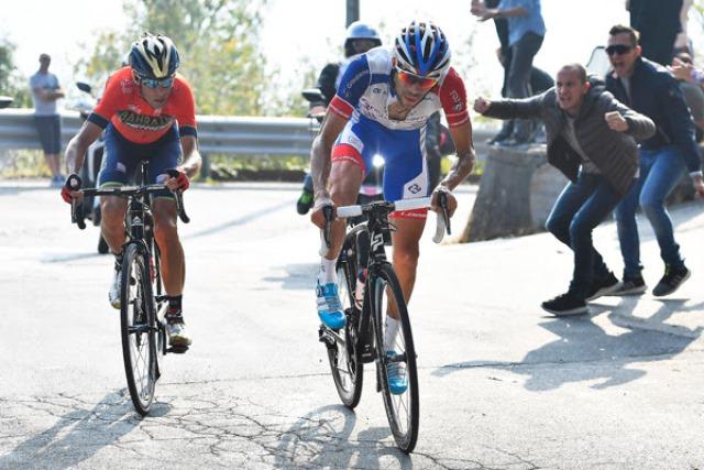 Винченцо Нибали – призёр классики Ломбардия-2018