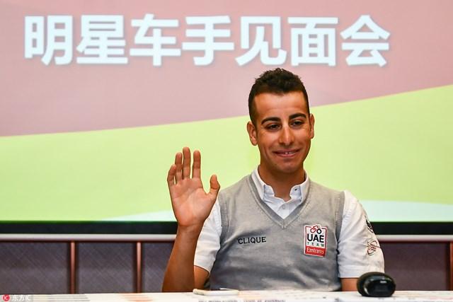 Фабио Ару завершит сезон на Туре Гуанси-2018