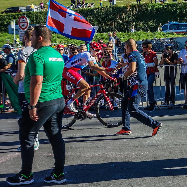 """""""А Höll ли нам?"""" и другие актуальные вопросы велоспорта в австрийском Тироле"""