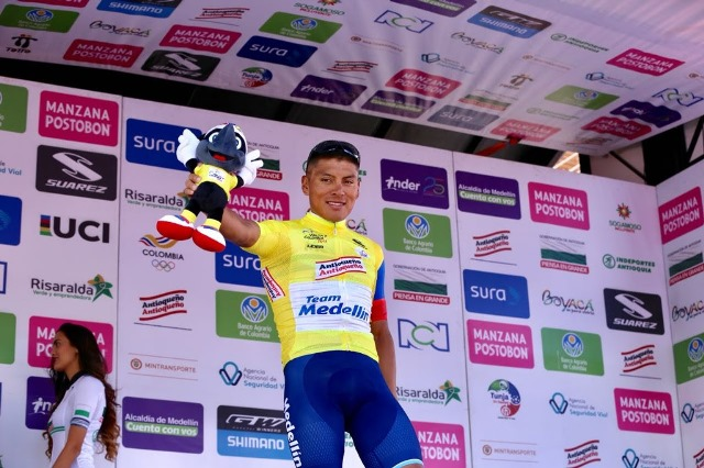 Джонатан Кайседо – новый гонщик велокоманды EF Education First-Drapac