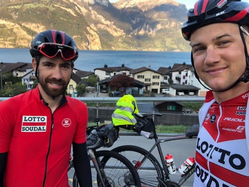 Томас Де Гендт и Тим Велленс завершили 1000-км «Финальный отрыв»