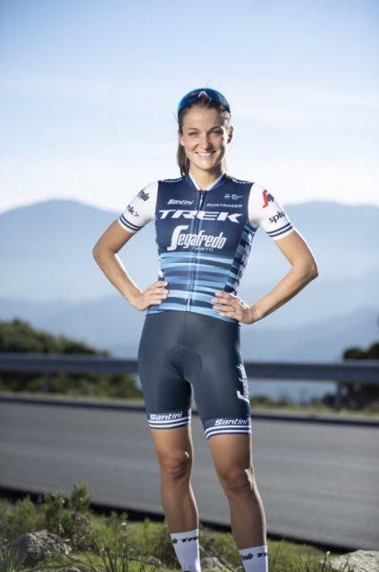Команда Trek-Segafredo представила велоформу на 2019 год