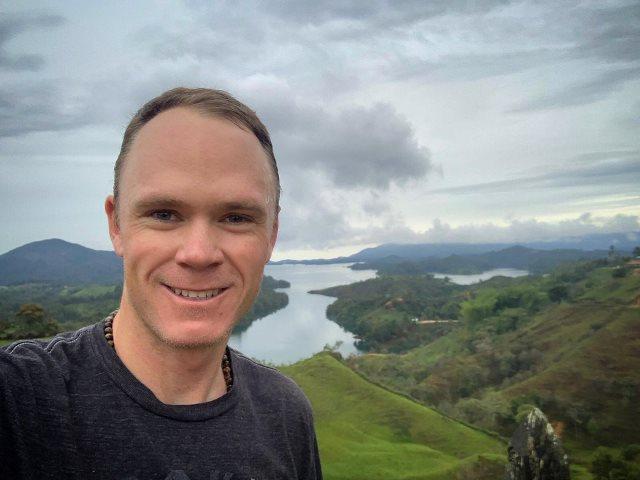Крис Фрум начнёт сезон 2019 года в Колумбии