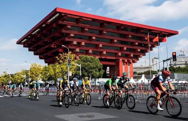 Петер Саган – победитель критериума Тур де Франс-2018 в Шанхае. Фотогалерея
