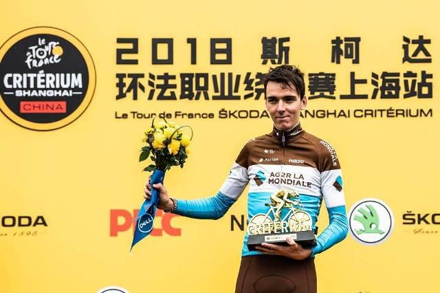 Роман Барде о возможном участии в Джиро д'Италия-2019 и планах на Тур де Франс