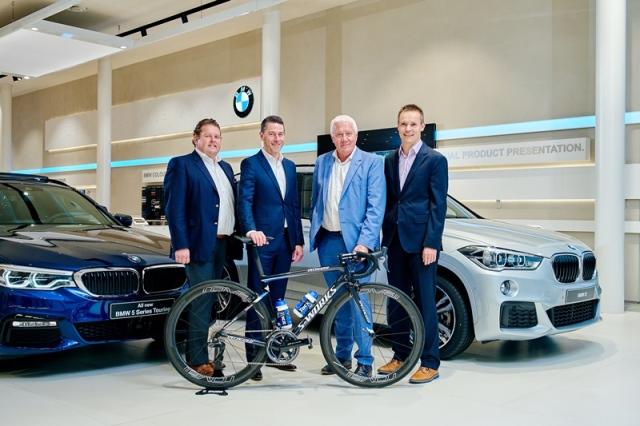 BMW – новый партнёр команды Deceuninck – Quick-Step