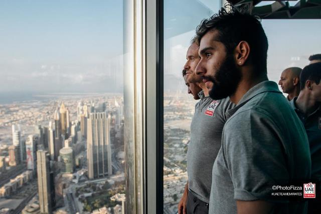 Команда UAE Team Emirates обещает полную поддержку Фернандо Гавирии