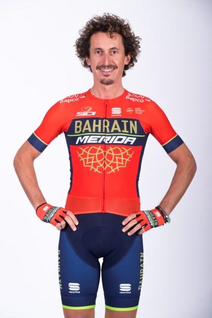 Франко Пеллицотти завершил карьеру велогонщика и стал спортивным директором команды Bahrain-Merida