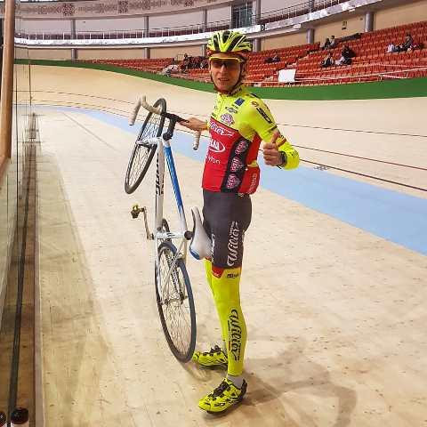 Илья Кошевой объявил о завершении карьеры профессионального велогонщика