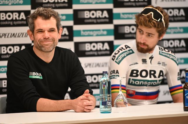 Петер Саган: «Мои цели не изменились – Милан-Сан-Ремо, Тур Фландрии, Париж-Рубэ и Тур де Франс-2019»