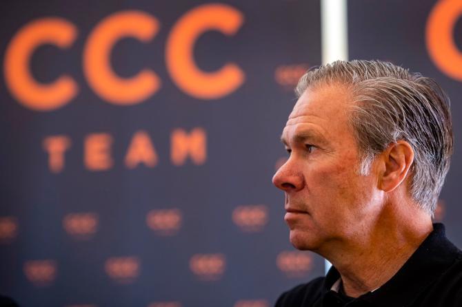 Джим Очович о пяти целях  команды CCC в 2019 году