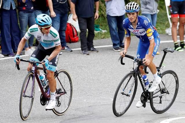Вуэльта Испании вводит классификацию лучшего молодого гонщика