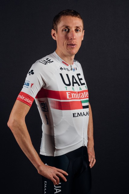 Велоформа команды UAE Team Emirates на 2019 год