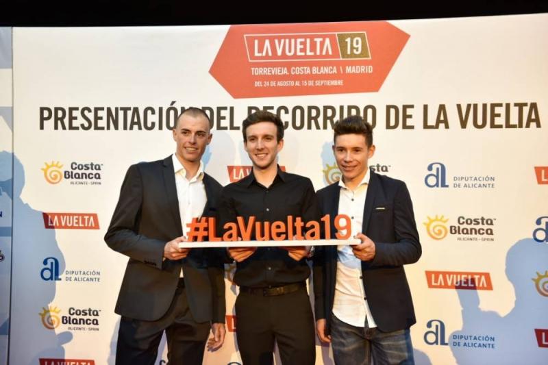 Вуэльта Испании-2019. Презентация маршрута