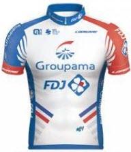 Команды Мирового Тура 2018: Groupama-FDJ (FDJ) - FRA