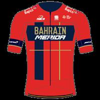 Команды Мирового Тура 2019: Bahrain - Merida (TBM) - BRN