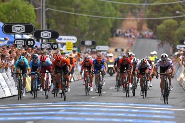 Дэрил Импи – победитель 4 этапа Тура Даун Андер-2019