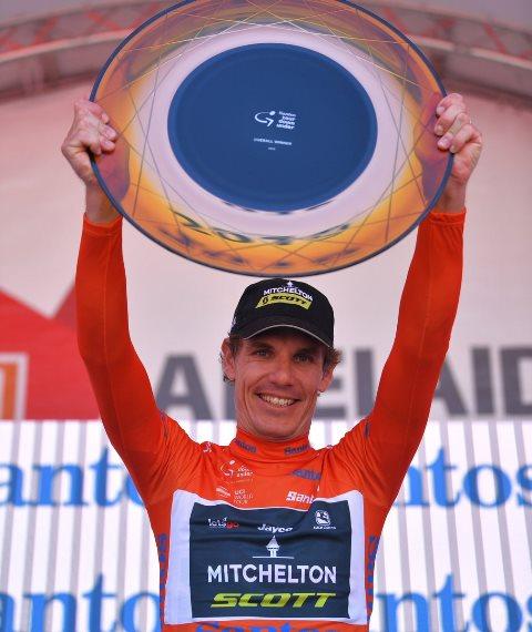 Дэрил Импи – победитель Тура Даун Андер-2019