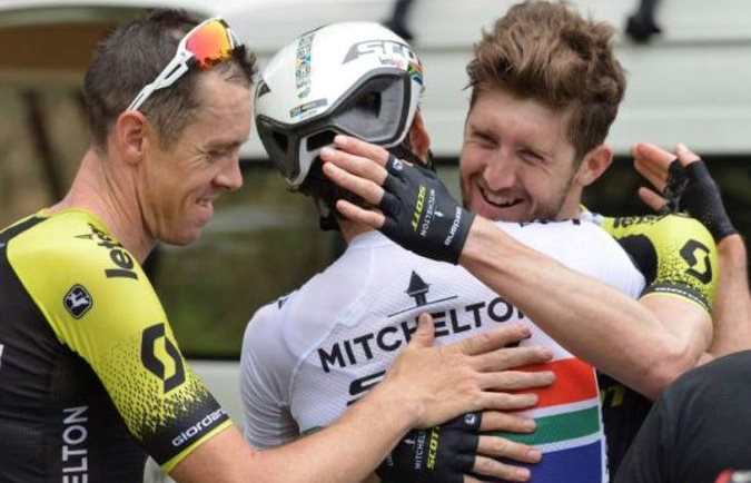 Мэттью Хейман завершил карьеру на Туре Даун Андер-2019